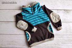 Pullover für Jungs selber nähen