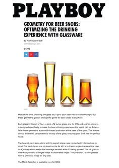 @playboy Thanks for the shoutout!  #playboy #beer #design #sempli