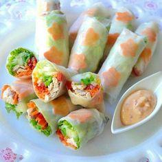 食べやすくっておしゃれな「春巻きサラダ」のレシピまとめ - macaroni