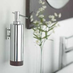 Ginger K2 soap dispenser Minimalist Bathroom Design, Modern Minimalist, K2, Soap Dispenser, Sconces, Wall Lights, Home Decor, Soap Dispenser Pump, Chandeliers