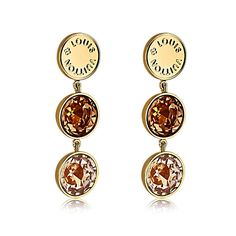 LOUIS VUITTON - Over the Rainbow Peach Earrings (ACC) WO AESTHETIC LINE Accessories