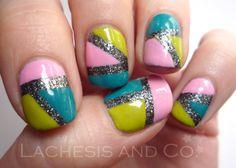 Nicki Minaj Nail Art