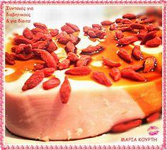 Συνταγές για διαβητικούς και δίαιτα: ΓΙΑΟΥΡΤΙ ΖΕΛΕ Healthy Bars, Healthy Recipes, Healthy Food, Cold Desserts, Weight Watchers Meals, Viera, How To Stay Healthy, Sweet Recipes, Panna Cotta
