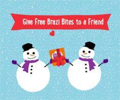 FREE Brazi Bites Brazilian Cheese Bread - http://freebiefresh.com/free-brazi-bites-brazilian-cheese-bread/