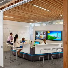 35 Best Brand Images Office Spaces Design Offices Office Designs