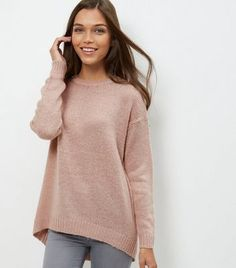 Discover the latest trends at New Look. Clothing For Tall Women, Clothes For Women, Women's Clothing, Casual Wear Women, Women's Casual, Pulls, New Look, Jumper, Latest Trends