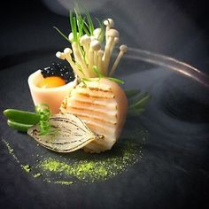 likes, 23 comments - Menno Post ( to Ins . Chefs, Michelin Star Food, Molecular Gastronomy, Food Plating, Plating Ideas, Culinary Arts, Food Presentation, Food Design, Food Pictures