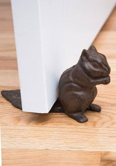 The Squirrel Next Door Stop, $12.99 from #ModCloth - This appeals to my inner Baldwin girl.