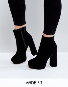 6a709fd5aee Get this Asos s platform boots now! Click for more details. Worldwide  shipping. ASOS