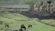 Trouble in paradise for Chile's Easter Island