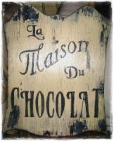The home of chocolate. I need to paint this one