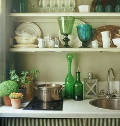 cottage style design | Jean-Louis Deniot - French Cottage Style in Paris