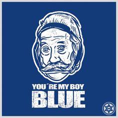 YOU´RE MY BOY BLUE