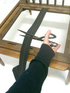 An Upholsterers Journal: Rewebbing Danish, Rattan or Wicker With Elastic Webbing Diy Furniture Repair, Homemade Furniture, Reupholster Furniture, Furniture Upholstery, Furniture Makeover, Antique Furniture, Rattan, Wicker, Home Projects