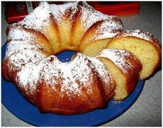 Быстрый кекс на кефире  Ингредиенты: - 2 яйца - 3/4 стакана сахара - 125 гр растопленного маргарина - 1 стакан кефира (ряженки, снежка, простокваши...) - щепотка соли - 1/2 ч. ложки соды (гасим) - ванилин или цедра лимона  - изюм  - цукаты  - орехи - мука  Приготовление: 1. Яйца взбить с сахаром, маргарином и кефиром. 2. Далее добавляем соль, гашенную соду и муку. Тесто должно получиться как на оладьи. 3. При желанье можно добавить ваниль, изюм, цукаты, орехи и т.д. 4. Выпекать при…