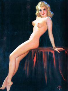 Sexy Nude Blonde American Pin-up Girl Pose, Pin Up Tattoos, Retro Pin Up, Photo Pin, Nose Art, Pin Up Art, Trending Topics, Vintage Beauty, Erotic Art