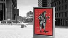 IKRA • Posters • Shakespeare on Behance