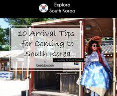 10 Arrival Tips for South Korea · Bee Du Jour
