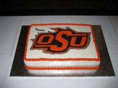 16 Best Osu Cake Ideas Images Oklahoma State University Cake
