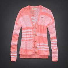 Hollister Sweater Cardigan