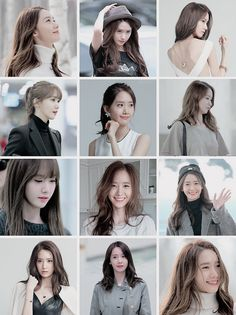 "girls+colors; yoona x grey requested by @taesunamo (request are always open!) "" Grey is great. People think grey is a neutral, but I think it's such a moody, intense, dramatic and sexy color."""