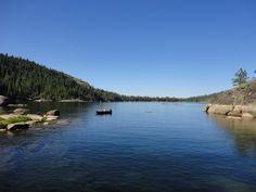 Pinecrest Lake Resort.