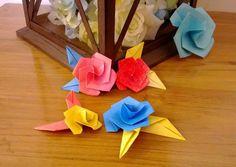 Paper roses!!