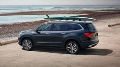 the all-new 2017 Honda Pilot has a V6 powertrain with the capacity 3.5 liters...Pilot 2017 release date is likely to be...That price range should start #2017HondaPilot #2017Pilot