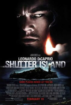 Details on the thriller movie 'Shutter Island', starring Leonardo DiCaprio and directed by Martin Scorsese. Martin Scorsese, Top Movies, Scary Movies, Great Movies, Amazing Movies, Sci Fi Movies, See Movie, Movie List, Movie Tv