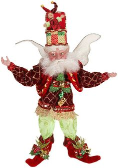 mark roberts fairies | Mark Roberts Fairies - Present Fairy- Small 10""