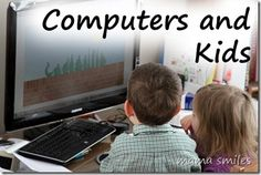 kids learning, comput game, computer games for kids, computers, activities for kids