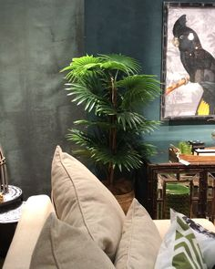 How stunning is this Havana Lobby inspired decor from our display at the Reed Gift Fair in Sydney! Shop all of this furniture and home decor now from Brisbane, Australia. Visit our website to view our range and find your nearest stockist or online store. Interior Decorating Styles, Home Decor Styles, Interior Design Living Room, Living Room Designs, Decorating Tips, Deco Jungle, Jungle Room, Jungle Living Room Decor, Tropical Interior