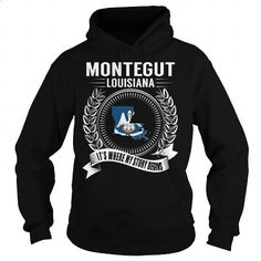 Montegut, Louisiana - Its Where My Story Begins - #gift for mom #gift for girls