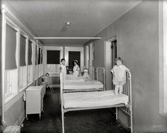 1928  - Washington Sanitarium Children Takoma Park, Maryland