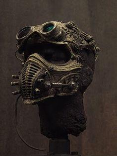 sekigan:  Bruce D. Mitchell Conceptual Executioner | sci-fi concepts | characte…
