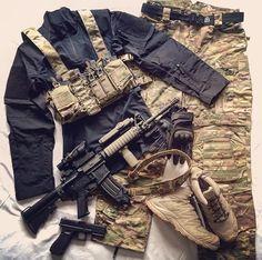 UF PRO Striker XT , Striker HT , Haley Strategic D3CR , Ferro Concepts, Salomon Forces , Mechanix MPact , M4A1