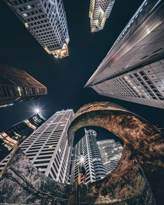Spectacular Urban Instagrams of Singapore by Luke Goh #art #photography #Instagrams Photography