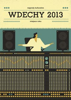 wdechy   the culture awards on Behance