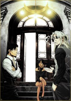Tags: Scan, Official Art, Manglobe, GANGSTA., Worick Arcangelo, Nicholas Brown, Alex Benedetto, Benriya