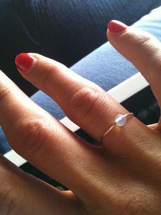 little gold ring-Polder