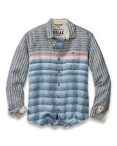 Tommy Bahama - Island Modern Fit Baja Cruiser Shirt