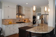 Cabinets Plus Design:  Storm Kitchen Remodel