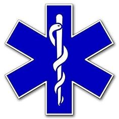 A little history for the day.  Prior to the development of the Star of Life, American ambulances most commonly were designated with asafety orangecross on a square background. In 1973, theAmerican Red Crosscomplained that the orange cross too closely resembled their logo of a red cross on a white background, the usage of which is restricted by theGeneva Conventions.  The Star of Life was designed by Leo R. Schwartz, Chief of the EMS Branch,National Highway Traffic Safety Administrationin the United States,and adapted from the Universal