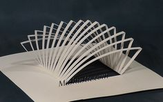 Ideas origami geometric shapes diy templates for 2019 Conceptual Model Architecture, Folding Architecture, Architecture Model Making, Parametric Architecture, Architecture Concept Drawings, Pavilion Architecture, Futuristic Architecture, Architecture Design, Sustainable Architecture