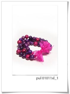 Pulsera Pul 01011XL_1    Divertida pulsera realizada con semillas de Brasil, preciosa!!!