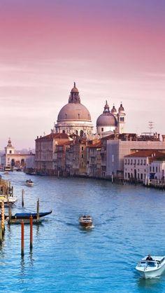 Venice, City, Watertown, Boat, Pier