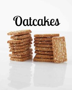 Oatcakes   Martha Stewart Living - Brown sugar highlights the natural nuttiness of the oats in these toothsome tea cakes. Martha made this recipe on Martha Bakes episode 609.