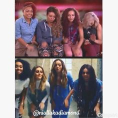 THEY ANNOUNCED THE SINGLE THE SAME WAY THEY DID WHEN CHANGED THEIR NAME BACK IN THE XF DAYS