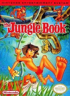 Disney's The Jungle Book (Nintendo NES, 1994)