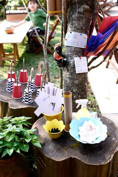 Festa de Pirata * Pirate Party ideas